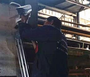 重庆昊晟玻璃股份有限公司监控系统安装工程