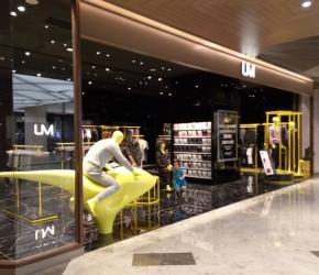 重庆监控,重庆新广天地购物中心连锁店高清监控安装