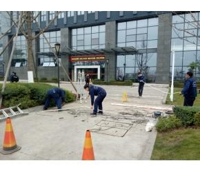 重庆果园港远程监控安装工程