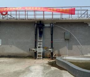 二圣水厂高清监控安装工程