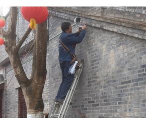 重庆监控.木洞河街监控安装工程
