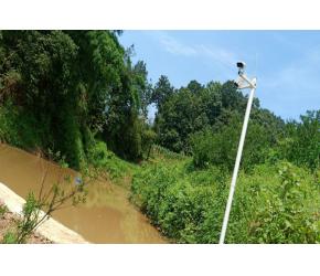 重庆监控 鱼塘监控系统安装 室外监控工程