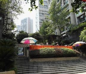重庆小区监控,御景铭洲高清监控系统