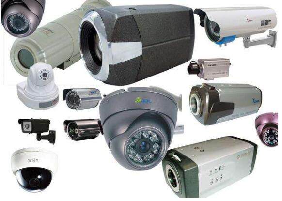 家用监控摄像机安装组件