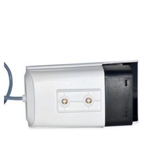 重庆监控,海康威视DS-2CE16D5T-IT3同轴模拟监控摄像头高清200万红外定焦防水筒型机6MM