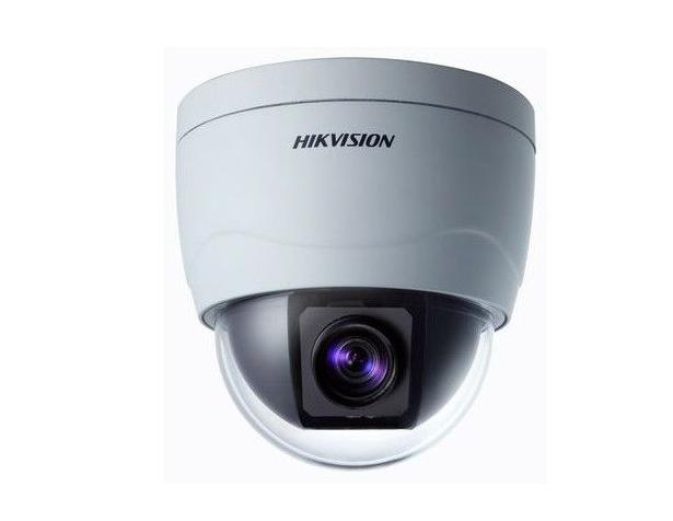 海康智能球型摄像机