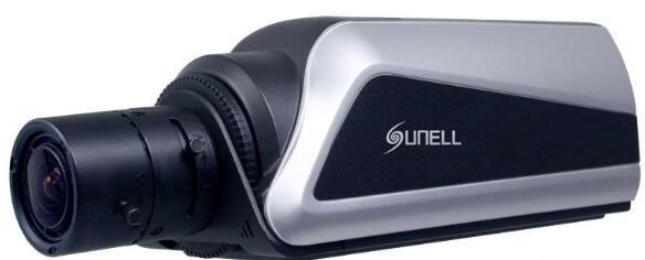 宽动态网络摄像机