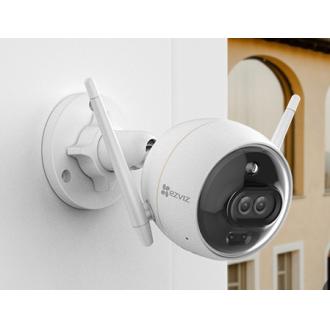 重庆监控【新品上市】C3X Wi-Fi版智能双摄互联网摄像机