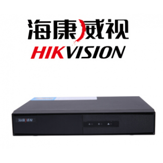 重庆海康威视硬盘录像机 DS-7816N-K1 16路NVR网络硬盘监控主机