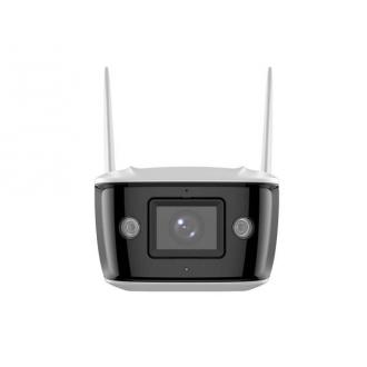 海康威视日夜全彩监控摄像头400万无线2K超清画面