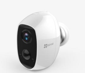 C3A全无线互联网电池摄像机