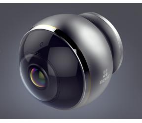 重庆萤石监控,C6P鱼眼摄像机CS-C6P-7A3WFR