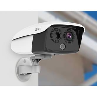 【新品上市】C5K萤石温感摄像机